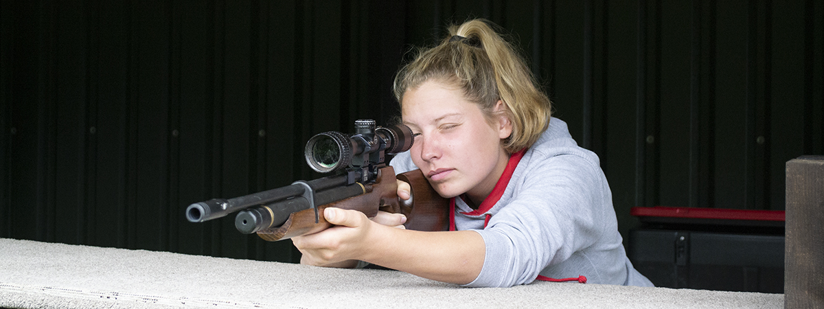 Rifle Target Shooting at Deeside Activity Park